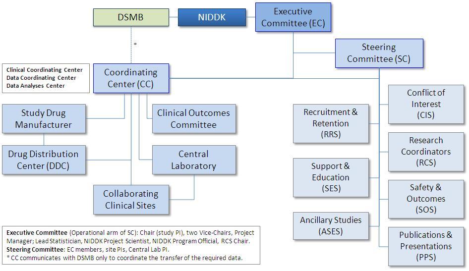 Study Organization